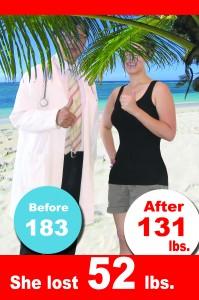 weight loss 20116